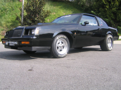 buick grand national wheels