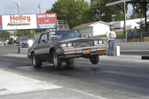 buick racing