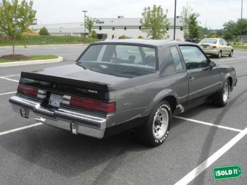 buick regal t-type wh1 2