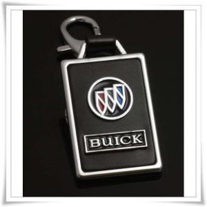 buick tri shield logo keychain