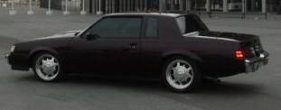 buick turbo t wheels
