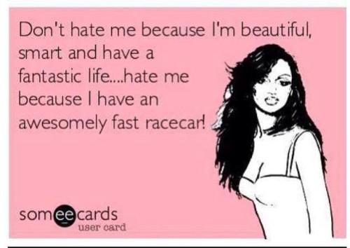 fast racecar