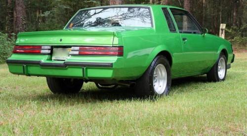 green turbo regal