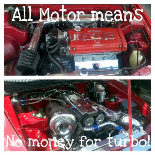 no turbo