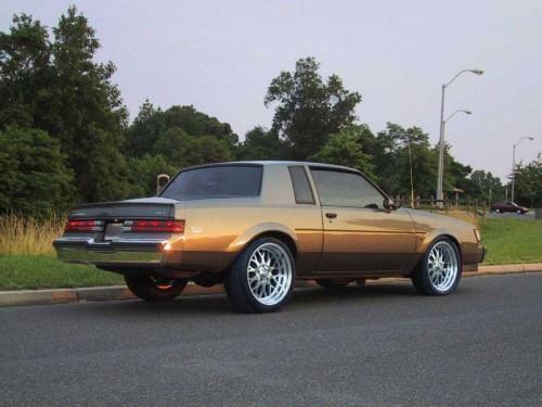 regal turbo t wheels