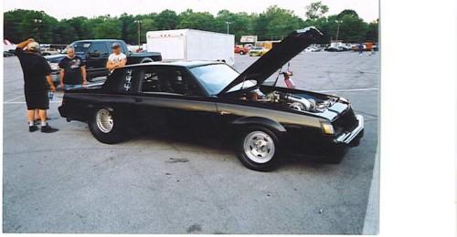 TR runs 870s