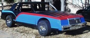 street stock car