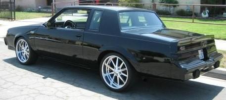 turbo buick wheels