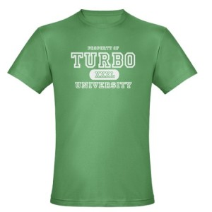 turbo_university_shirt