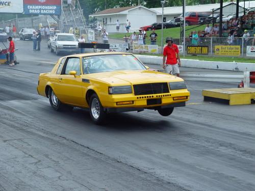 yellow turbo regal
