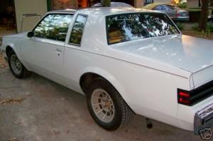 1986 white t type