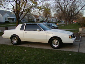 1987 white T