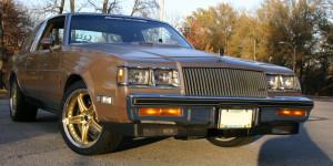 Light Chestnut Metallic Turbo T Limited