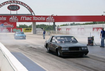 Buick Grand National + Drag Strip = Fun!
