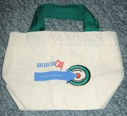 buick city pride in performance handbag
