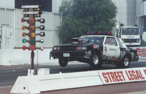 buick cop car