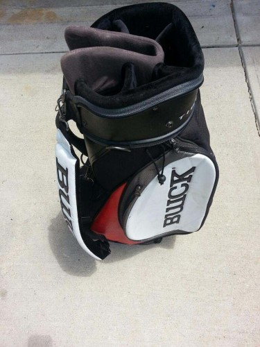 buick golf bag