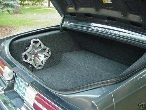 buick regal trunk speaker