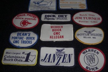 Buick Dealership Mechanic Patch