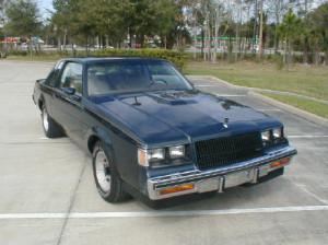 dark blue turbo t