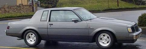 grey turbo t
