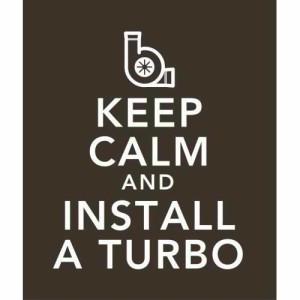 install a turbo
