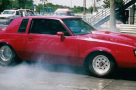 More Red Turbo Buicks!