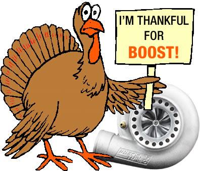 thankful for boost