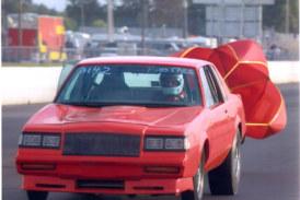 Turbo Regals at The Drag Strip