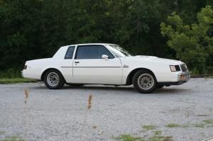 white buick t-type