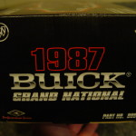 1987 buick grand national by gmp