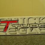 GMP white Buick Regal