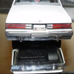 Buick Regal t type diecast model