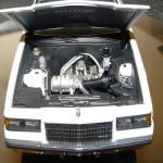GMP Buick Regal diecast model