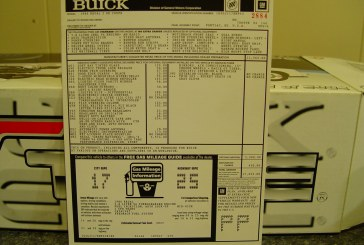 1:18 Scale GMP 8002 1986 Regal T Type
