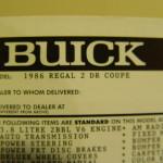 GMP 8002 Buick
