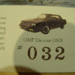 buick gnx lithograph