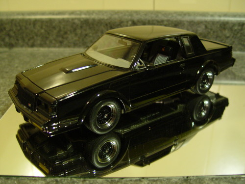 GMP 8003 1987 Buick GNX diecast model car