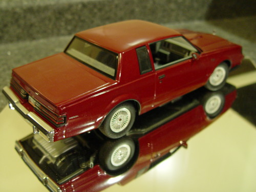 gmp buick diecast