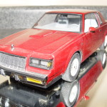 gmp buick diecast model