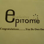 Epitome Exclusives logo