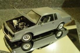 1:18 Scale GMP 8006 1987 Buick Turbo T