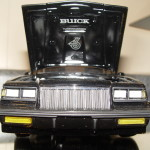 gmp 8007 buick grand national diecast