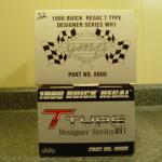 1986 buick regal t type designer series