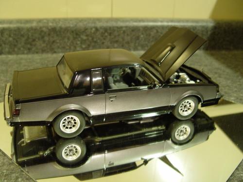gmp 8008 1986 buick regal t-type designer paint wh1