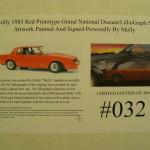 gmp buick diecast lithograph box