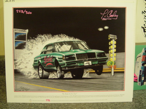 buick tweaked lithograph