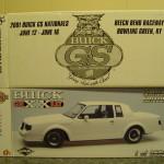 GMP Buick GNX XRAY