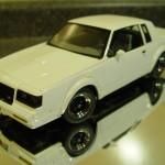 1987 buick gnx xray clone car