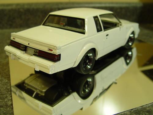 1987 buick gnx xray